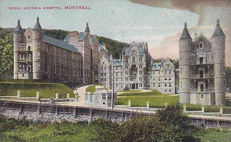 Redevelopment of the Royal Victoria Hospital, Montreal